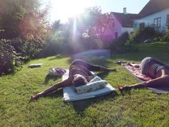 Gourmet yoga retreat på Bornholm | 29. juli - 3. august 2018
