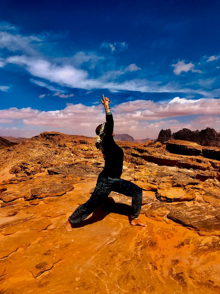 Nytårs Yoga Retreat i Jordan & Israel | 26. december 2019 - 6. januar 2020
