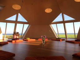 Atma Kriya Yoga Weekend Kursus og Retreat på Anahata Yoga Center på Møn | 17. - 19. maj 2019