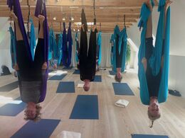 Forårsretreat med Aerial og Hatha-yoga på Møn | 2. - 4. april 2021
