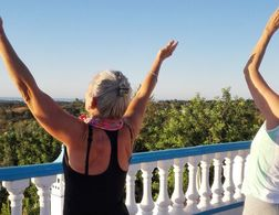 Fordybelse, mindfulness og yoga i Algarve, Portugal | 15. - 22. september 2018