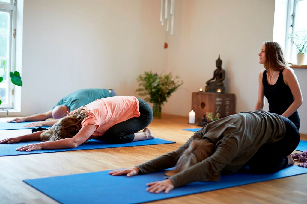 Yoga og massage retreat v/ Silkeborg | 22. - 24. november 2019